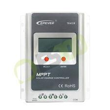 Regolatore di Carica MPPT 40A 100Voc 12/24V con Display EpSolar Solare Tracer-A