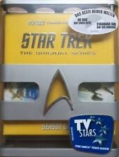 Star Trek The Original Series 1 HD DVD Neu OVP Sealed Kombo Deutsche Ausgabe