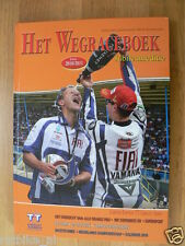 HET WEGRACEBOEK 2010-2011 ,ALL GRAND PRIXS ,RESULTS,MOTO GP, SUPERBIKES,MOTO2 GP