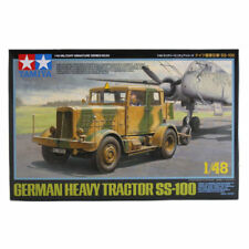 TAMIYA 1:48 KIT CAMION MILITARE GERMAN HEAVY TRACTOR SS-100 ART. 32593