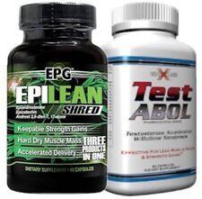 EPG Epilean Shred with FREE GenXLabs