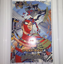 SPIDER-MAN HOMECOMING cinemark xd MONDO POSTER (11 x 17) spiderman avengers mcu