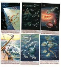 "Liebig Bilder Serie 1108 ""923 Meter unter dem Meeresspiegel"""
