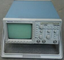 TEKTRONIX TDS 360 200 MHZ DIGITAL REAL TIME OSCILLOSCOPE 1GS/S 2 CHANNEL