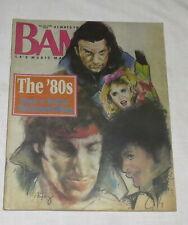 BAM LA's Music Magazine 15 Dec 1989 323 The '80s Rock n Roll At Thirtysomething