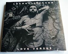 LEEROY STAGGER - LOVE VERSUS - 2017 TRUE NORTH RECORDS TND633 -  CD - NEW SEALED