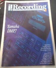 HOME & STUDIO RECORDING magazine February 1988 collectable