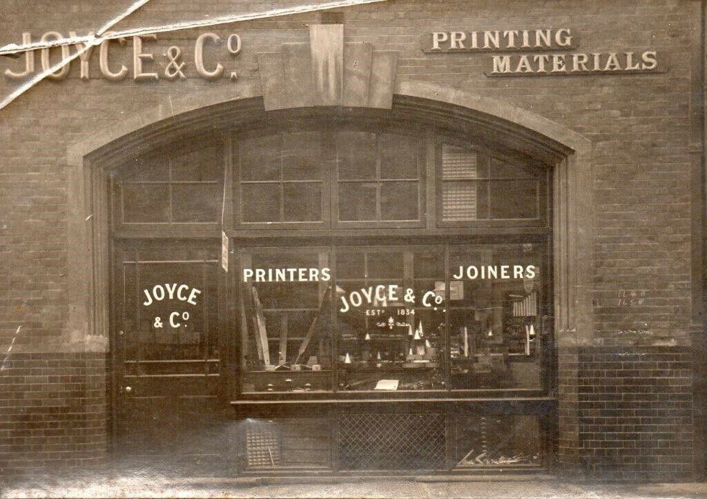 Joyce Print Finishing Supplies