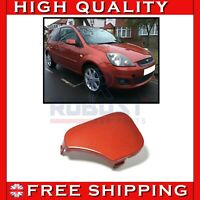 FORD FIESTA MK6 TANGO FRONT BUMPER TOWING EYE COVER CAP NEW 1375861 (05 - 08)