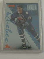 1995-96 Donruss Elite #2 Joe Sakic Quebec Nordiques Hockey Card 2601/10000