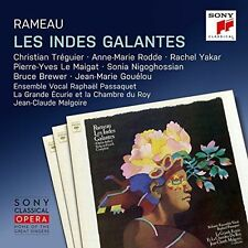 Les Indes Galantes, New Music