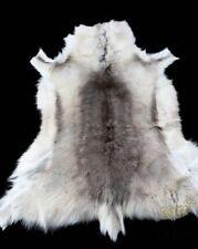 Medium Genuine Real Grade A*  Reindeer Hide (Light Markings) Super Soft