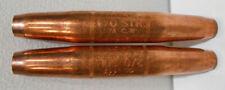 Lot of 2 Fargo, Gl-117, Copper Splice