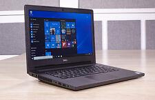 """Dell LATITUDE 3470 8GB Ram 500GB HD 14"""" NON touch.Windows 7 Pro NNS17"""