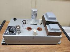 Vintage Leslie type 061857 125 tube amplifier