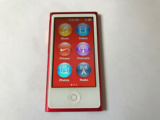 Apple iPod Nano 7th Generation Product Red Special Edition 16 Gb