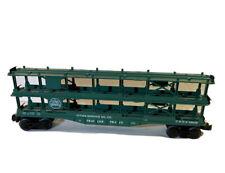 Lionel Cities Service Auto Carrier Model Train Car