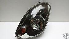 03 04 INFINITI G35 XENON DRIVER LEFT HEADLIGHT SEDAN LAMP COMPLETE BLACK E3 H-84