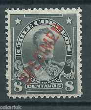 CHILE 1912 Presidents American Bank Note Freire MNH SPECIMEN