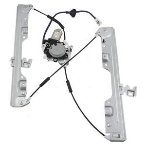 Front Drivers Power Window Regulator & Motor for 03-07 Nissan Murano 80731CA00A