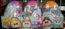 Chamoy y Amiguis~6pk SURPRISE EGG~Distroller~Original~Direct from Mexico