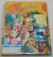 New TWICE HAPPY HAPPY First Limited Edition Type A CD DVD Booklet Card Japan F/S