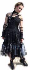 Vestido de noche de mujer de satén