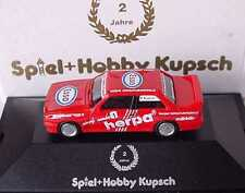1:87 BMW M3 E30 herpa simply number 1 Esso 2 Jahre Jeu+Hobby Kupsch - herpa