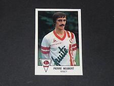 PIERRE NEUBERT AS NANCY LORRAINE ASNL RECUPERATION PANINI FOOTBALL 79 1978-1979