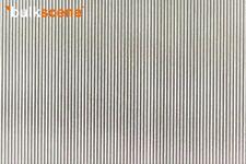 More details for oo/ho gauge 32mm/64mm/96mm/120mm model 1.2mm corrugated metal panels sheets