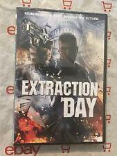 Extraction Day (DVD 2014) Brand New! Matthew Ninaber | Allison Busner