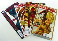 Marvel DEADPOOL (2010) #27 28 29 30 Lot VF (8.0) to VF/NM (9.0) Ships FREE!