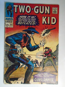 Two-Gun Kid #84, Gunslammer, Very Good, 4.0, Off-White/White Pages