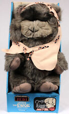 Vintage Star Wars 1984 ROTJ Boxed Latara The Ewok Stuffed Figure