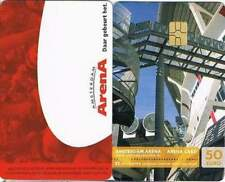 Arenakaart A084-01 10 euro: Trappen Zuidkant