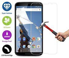Premium Transparent Protection Écran En Verre Trempé pour Google Nexus 6 0.25ml
