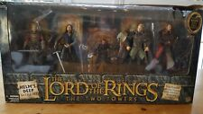 Helm's Deep Battle Set Lord of the Rings The Two Towers Haldir Exclusive figure