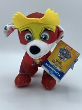 Paw Patrol Mighty Pups Super Paws 8-inch Marshall Plush - NEW!!!