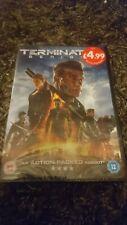 Terminator Genisys (DVD 2015) Arnold Schwarzenegger, NEW AND SEALED