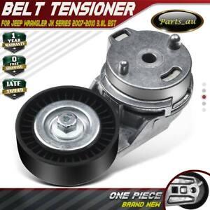 New Drive Belt Tensioner for Jeep Wrangler JK Series 3.8L EGT Petrol 2007-2010