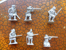WARLORD GAMES 28MM WOODLAND INDIANS IN SNOWSHOES