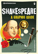 Introducing Shakespeare: A Graphic Guide (Introducing...)-ExLibrary