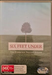 Six Feet Under: The Complete Second Season DVD