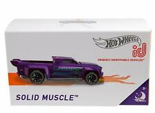 Hot Wheels id Solid Muscle {Nightburnerz} - Many other ID cars