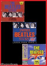 BEATLES Story-Another Story-Super Selection 1962-1967 JAPAN 9 CD 3 Box Sets Rare