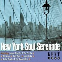 NEW YORK SOUL SERENADE Various NEW & SEALED 60s SOUL CD (KENT) RARE R&B NORTHERN