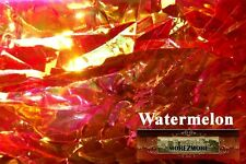M00301 MOREZMORE Angelina Fantasy Film WATERMELON PINK Heat Bondable 50' A60