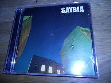 SAYBIA THE SECOND YOU SLEEP 2002 MEDLEY RECORDS DENMARK NCB BEL BEIM RARE CD DK*