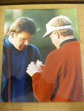 22/10/1993 Golf: Press Photograph - Toyota World Match Play Championship, Nick F