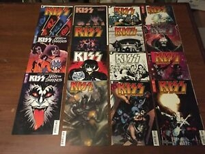 KISS comic books by DYNAMITE COMICS ARMY OF DARKNESS BLOOD AND STARDUST 073